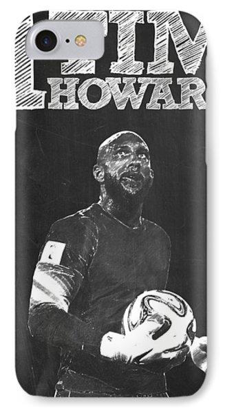 Tim Howard IPhone Case