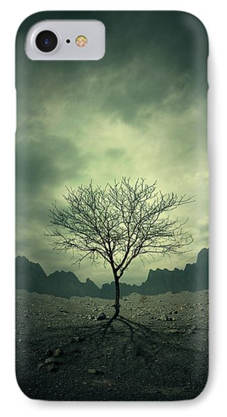 Tree IPhone Case by Zoltan Toth