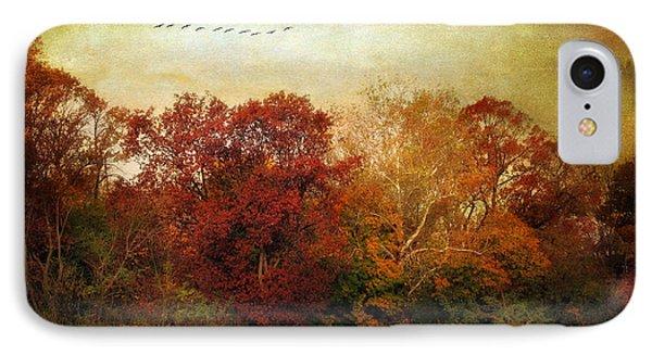 Treetops Phone Case by Jessica Jenney