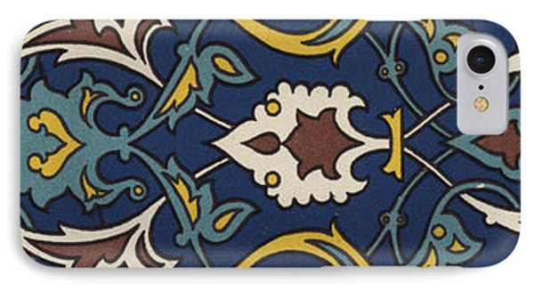 Turkish Textile Pattern IPhone Case