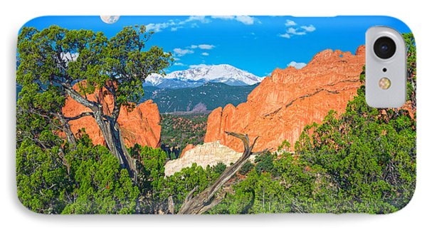 Typical Colorado  IPhone Case by Bijan Pirnia