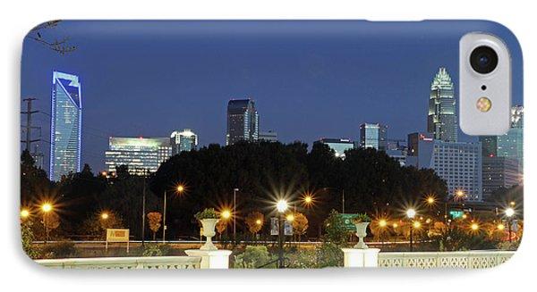 Uptown Charlotte, North Carolina IPhone Case