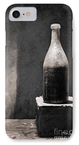 Vintage Beer Bottle IPhone Case by Andrey  Godyaykin