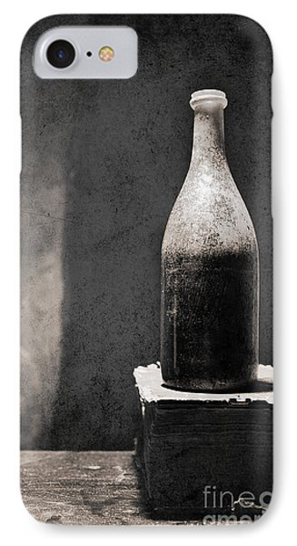 IPhone Case featuring the photograph Vintage Beer Bottle by Andrey  Godyaykin