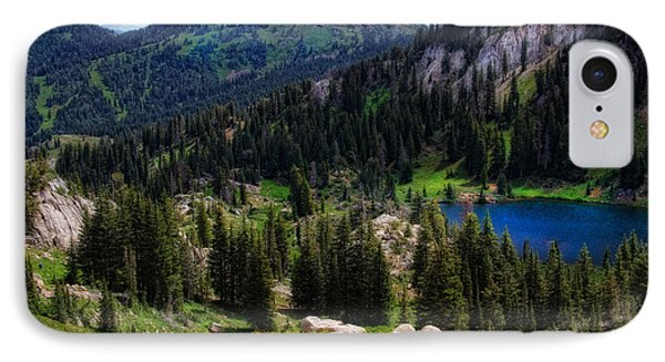 Wasatch Mountains IPhone Case by Utah Images