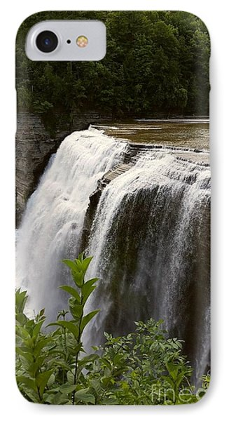 Waterfall IPhone Case by Raymond Earley