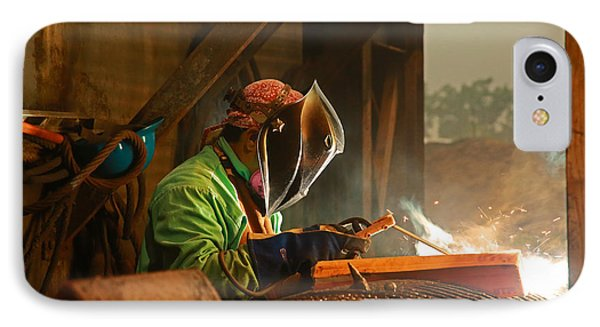 Welding IPhone Case