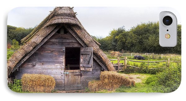 West Stow Anglo-saxon Village - England IPhone Case