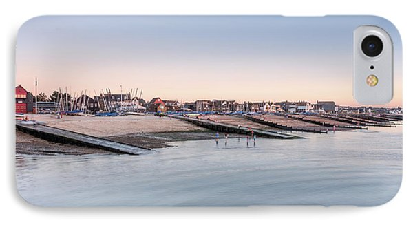 Whitstable Bay  IPhone Case by Ian Hufton
