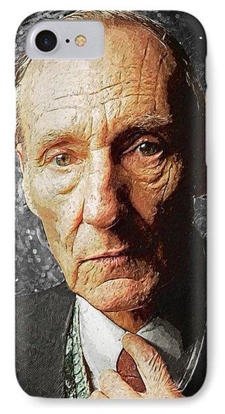 William S. Burroughs IPhone Case
