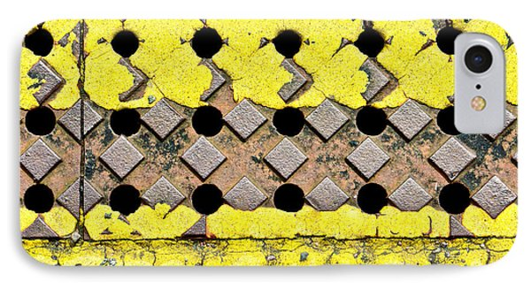 Yellow Lines IPhone Case