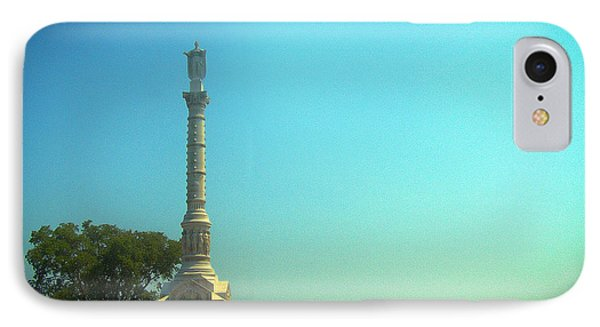 York Town Victory Monument IPhone Case