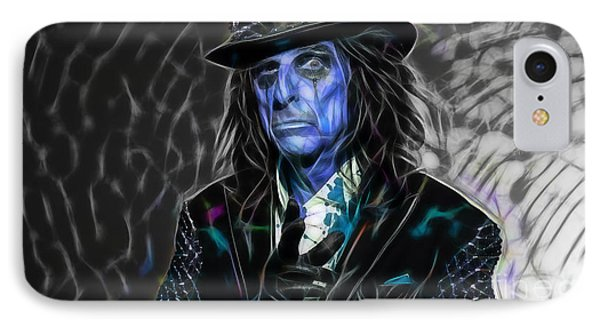 Alice Cooper Collection IPhone 7 Case