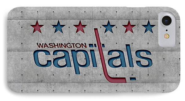 Washington Capitals IPhone Case