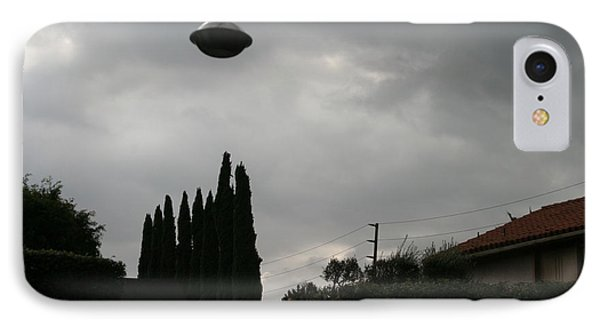 2004 Real Ufo Evidence Phone Case by Michael Ledray