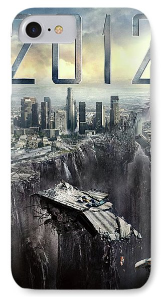 2012 2009 IPhone Case by Caio Caldas