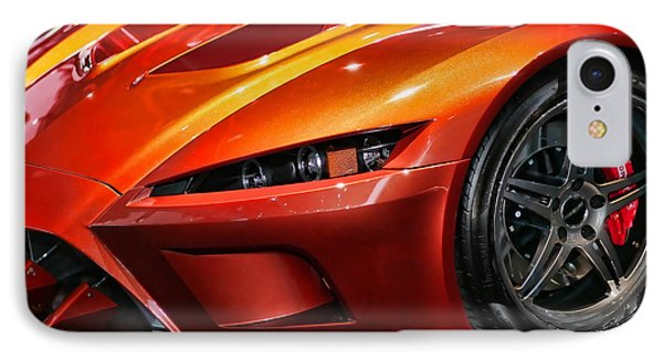 2012 Falcon Motor Sports F7 Series 1  IPhone Case by Gordon Dean II