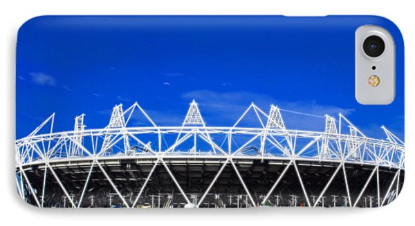 2012 Olympics London IPhone Case by David French