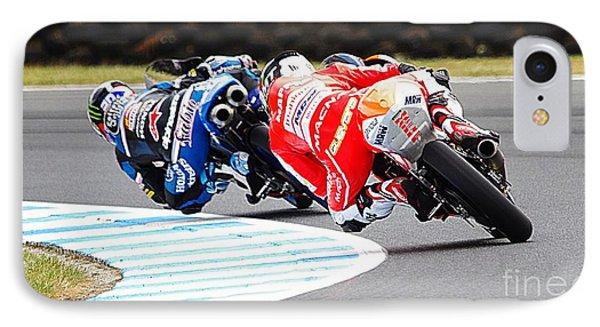 2015 Aussie Moto Grand Prix Phone Case by Blair Stuart