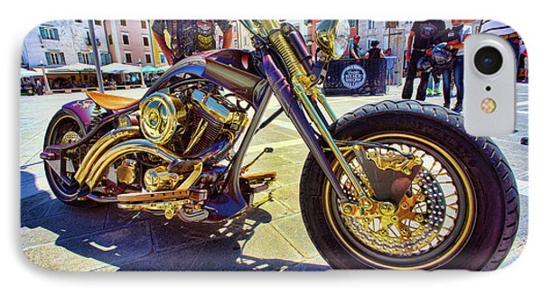 2016 Custom Harley Winner IPhone Case