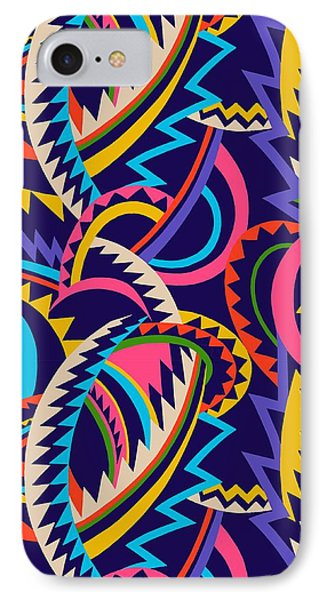 20th Century Lightning IPhone Case by Sholto Drumlanrig