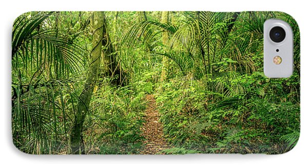 IPhone Case featuring the photograph Jungle by Les Cunliffe
