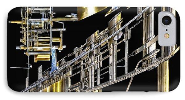 21st Century Erector Set ? IPhone Case by Walt Foegelle