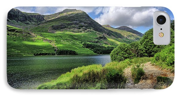Buttermere Phone Case by Nichola Denny