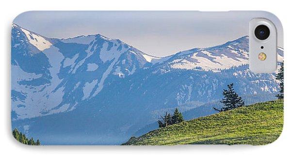 #238 - Spanish Peaks, Southwest Montana IPhone Case
