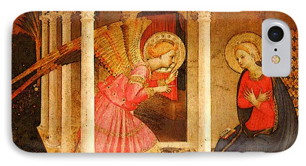 Fra Angelico  IPhone Case