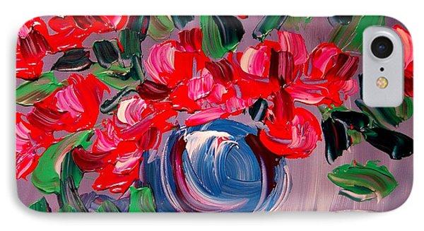 Roses IPhone Case by Mark Kazav