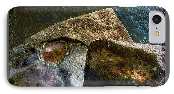 Stone Sharkhead IPhone Case