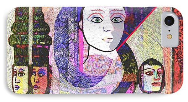 275 - Statuesque IPhone Case