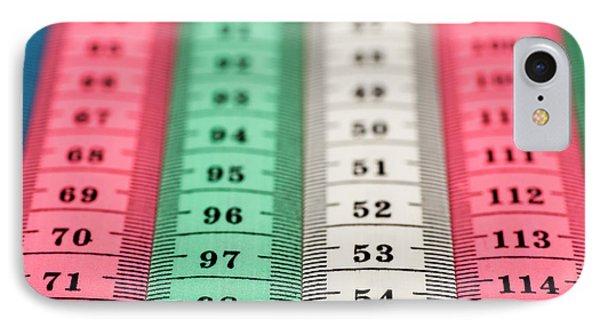 Measuring Tape IPhone Case