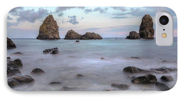 Aci Trezza - Sicily IPhone Case by Joana Kruse