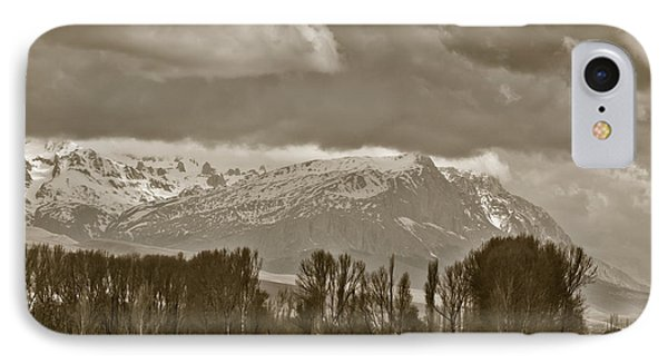 Aladaglar Mountains IPhone Case by Gabriela Insuratelu