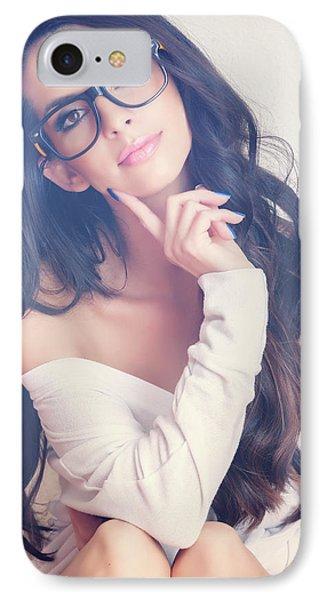 #angela IPhone Case