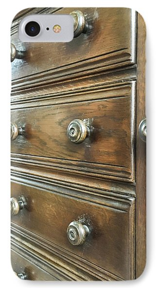 Antique Furniture IPhone Case