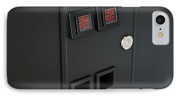 Arcade Machine Coin Slot Panel IPhone Case