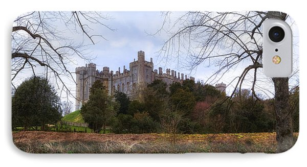 Arundel Castle IPhone Case by Joana Kruse
