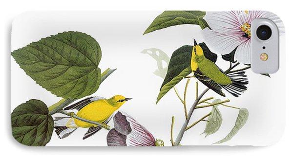 Audubon: Warbler, (1827-38) IPhone Case