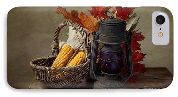 Autumn IPhone Case by Nailia Schwarz