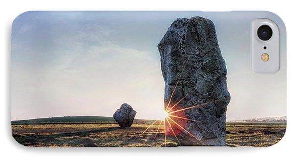 Avebury - England IPhone Case by Joana Kruse