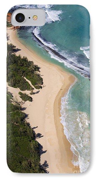 Baldwin Beach Phone Case by Ron Dahlquist - Printscapes