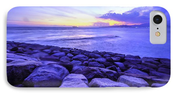 Bali Sunset IPhone Case by Jijo George