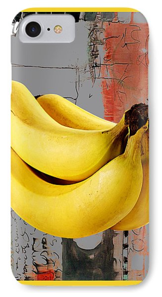 Banana Collection IPhone Case by Marvin Blaine