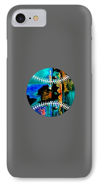 Baseball Collection IPhone Case by Marvin Blaine