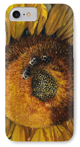 3 Bees Phone Case by Peter Muzyka