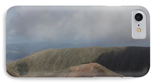 IPhone Case featuring the photograph Ben Nevis by David Grant