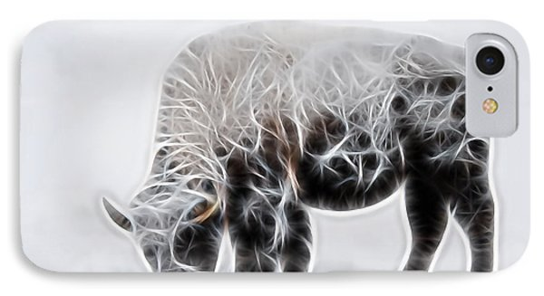Bison Collection IPhone Case
